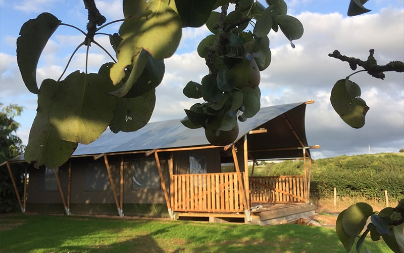 safari tents, Brecon Beacons Accommodation, Things to do in brecon